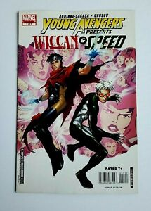 YOUNG AVENGERS PRESENTS #3 ~ Marvel 2008 ~ Wiccan & Speed