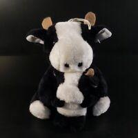 Peluche figurine animal vache veau LZ ELUZ design jouet enfant vintage N5762