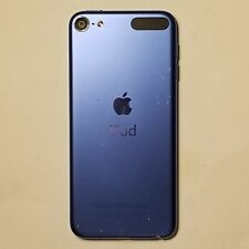 Apple iPod Touch 6th Generation Blue (32Gb) A1574 Icloud *For Parts*