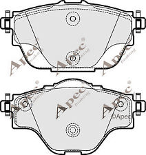 1x OE Quality Brand New Apec Brake Pad Set - PAD1976 - 12 Month Warranty!