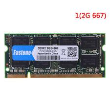 Laptop Notebook 2Gb Ddr2 Pc2-6400 667Mhz 800Mhz Ram memorYjca