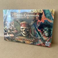 Disney Pirates Of The Caribbean Buccaneer Board Game New Unopened 2006 PARKER
