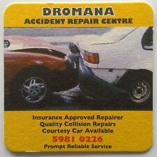 Dromana Accident Repair Centre 59810226 Coaster (B321-2)