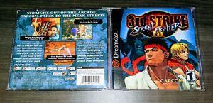 Street Fighter III: 3rd Strike {{ Case + Manual Only}} - Sega Dreamcast