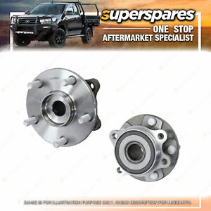 Front Wheel Hub With Bearing for Toyota Rav4 ACA30 Series 2006 - 2012 26 TEETH