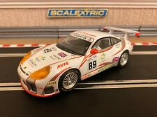 Scalextric Porsche 911 GT3R Dunlop No89 Great Condition Fully Serviced