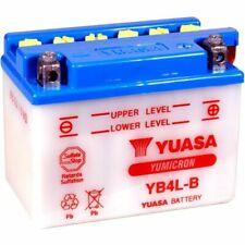 Yuasa YB4L-B 12V 4Ah Batteria agli Ioni di Litio per Piaggio Free, Benelli KBX 50 Race, Gilera Sioux E-Starter