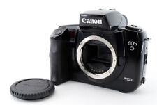 [Excellent Canon EOS 5 QD 35mm SLR Film Camera Body Cap from Japan HK323