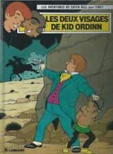 TIBET . CHICK BILL N°58 . LES 2 VISAGES DE KID ORDINN . EO . 1992 .