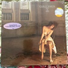 "CARLY SIMON ""BOYS IN THE TREES"" 1978 FIRST PRESS NO BARCODE FACTORY SEALED LP"