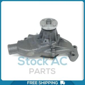 NEW Water Pump for Chevrolet Corvette - 1984 to 1991