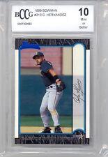 1999 Bowman Carlos Hernandez (Rookie Card) (#313) BCCG10 BCCG