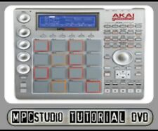 Akai MPC Studio & MPC Renaissance Instructional DVD Tutorial