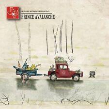 Explosions In The Sky/David Wingo Prince Avalanche Sdtrk WHITE VINYL LP Record!+