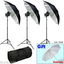 Photography Tungsten Spotlight Studio Video Spot light + Bag +stands CK408