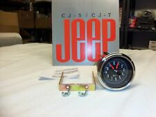 CJ Laredo, CJ clock, Jeep CJ quartz clock
