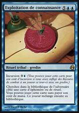▼▲▼ Exploitation de connaissance (Knowledge Exploitation) MOR #38 FRENCH Magic