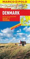 Denmark Marco Polo Map (Marco Polo Maps) by n/a | Map Book | 9783829767125 | NEW