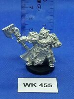 Warhammer 40K - Space Marines - Honour Guard with Power axe Inc. - Metal WK455