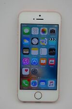 Apple iPhone SE 64GB ROSE GOLD UNLOCKED GSM AT&T T-MOBILE METRO PCS CRICKET