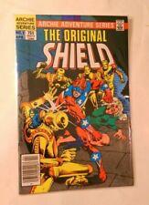 Archie Comics 1984 THE ORIGINAL SHIELD #1 Comic Book
