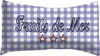 Fruits De Mer Embroidery Kit - Anette Eriksson