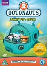 Octonauts - Ready for Action *DVD* NEW
