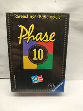 Phase 10 Ravensburger Kartenspiel Neu in Folie Sealed