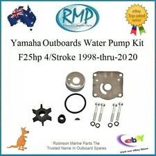 New Yamaha Water Pump Kit F25hp 4/Stroke 1998-thru-2020 # R 61N-W0078-00