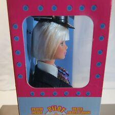 Mattel Barbie Pilotin neuw. Originalkarton Sammlerstücke Lot:WW/16/589/03