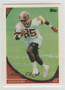 1994 Topps Washington Redskins football team set