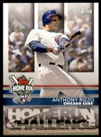 2020 Topps Series 2 HR Challenge #H -9 Anthony Rizzo - Chicago Cubs