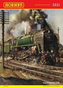 Hornby 2021 Catalogue  - BRAND NEW - FREE POSTAGE
