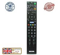 For Sony RM-ED016 Replacement Remote Control For Sony BRAVIA TV UK Stock