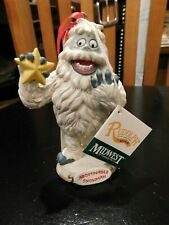 Abominable Snowman Ornament From The Rudolph Company