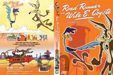 Road runner and Wile E,Coyote - John van Brugen   DVD NEW