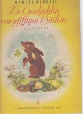 1948 LA HISTORIAS DEL pfiffigen häslein Schwarzwald EDITORIAL
