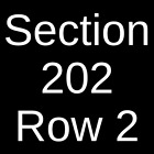 2 Tickets Tyler The Creator 2/22/22 United Center Chicago, IL