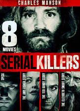8-Movie Serial Killers V.2 DVD