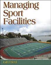 Managing Sport Facilities