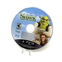 Shrek Forever After: The Final Chapter (Sony PlayStation 3 PS3, 2010) Disc Only