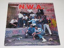 N.W.A. – Panic Zone / Dope Man / 8-Ball - VINYL - 1987 VINTAGE-COLLECTIBLE!!!