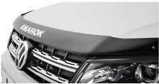 Volkswagen Amarok Bonnet Protector Gloss Black Genuine VW brand new