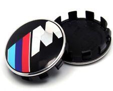 4x 68mm M3 M4 M5 M6 BMW Wheel Center Caps Emblem Cover Hub
