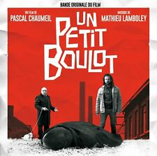 UN PETIT BOULOT (MUSIQUE DE FILM) - MATHIEU LAMBOLEY (CD)