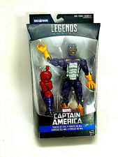 Marvel Legends Cottonmouth Action Figure BAF Red Skull Captain America Series 6""