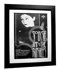 SIOUXSIE BANSHEES+Prudence+POSTER+AD+RARE ORIGINAL 1983+FRAMED+FAST GLOBAL SHIP