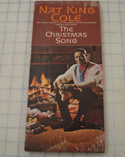 Nat King Cole The Christmas Song CD NEW & Sealed 1986 Capitol Records Long Box