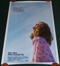 THE BOY WHO COULD FLY 1986 ORIGINAL ROLLED 1 SHEET MOVIE POSTER LUCY DEAKINS