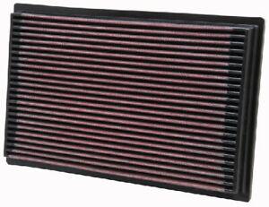 K&N Hi-Flow Performance Air Filter 33-2080 fits Nissan Pathfinder 2.5 dCi 4x4...